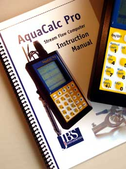 Download AquaCalc Pro Manual
