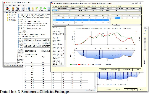 DataLink 3 Screens - Click to Enlarge
